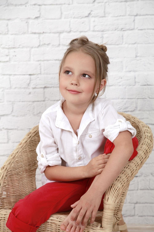 Детская мода в контакте на фото